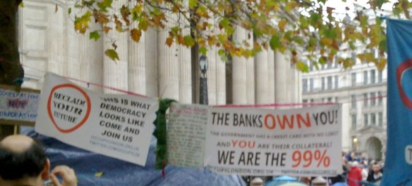 Occupy London St Pauls